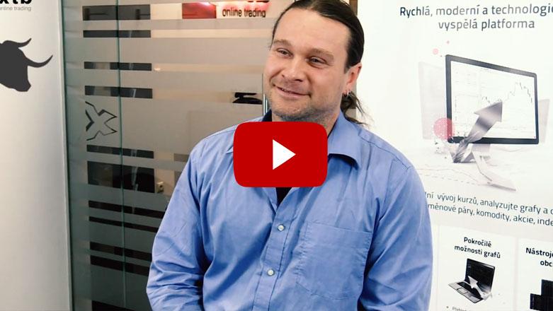 Soutěž o nejlepší obchodní strategii - 10 let řehole: Michal F.